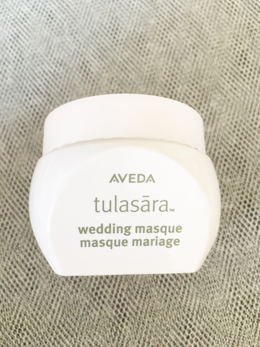 AVEDA-WEDDING MASQUE